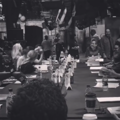 Table read.