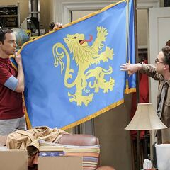 I want the apartment flag.