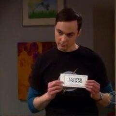 Sheldon introduces