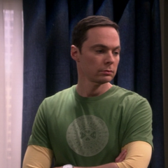 Sheldon is fine with Leonard going to talk to George.