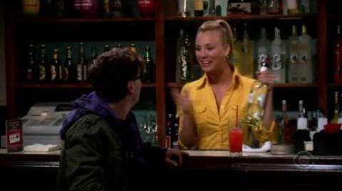 The Big Bang Theory - S01E08 - Drunk Sheldon Singing