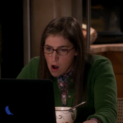 amy angry over Sheldon's FWF broadcast.