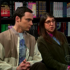 when does sheldon start dating amy