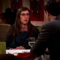 Amy stunned after hearing Sheldon's