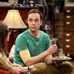 Sheldon thinks Amy is crazy to work with Howard.