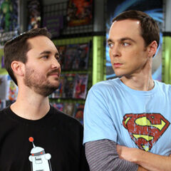Sheldon vs. Wheaton.
