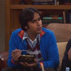 Raj and Leonard
