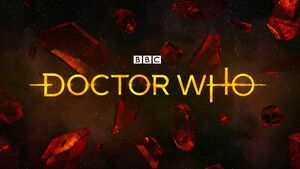 Current Doctor Who logo