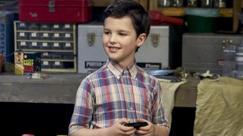 """Big Bang Theory"" Spinoff ""Young Sheldon"" Coming To CBS"