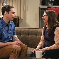 Shamy is engaged.