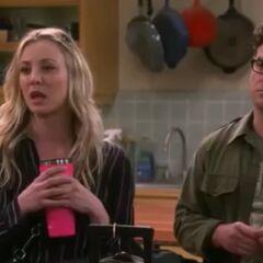 Shocked by Sheldon again.