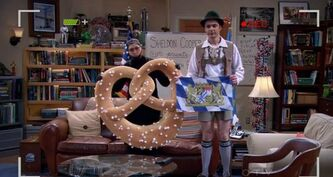 BBT - Sheldon and Amy doing his show