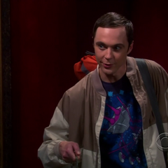 Sheldon steals the movie.