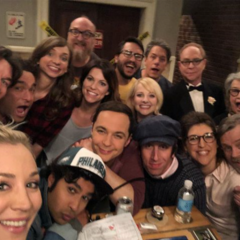 Whole episode cast.
