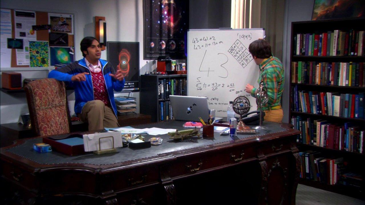 California Institute Of Technology The Big Bang Theory Wiki. Big Bang  Theory Office Supplies Designs