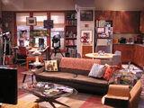 Raj's apartment