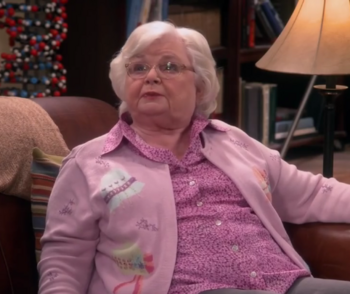Sheldons Oma