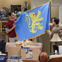 The official apartment 4A flag.