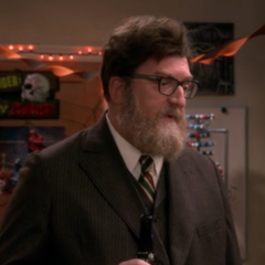 "Geologist ""Doc"" Ewing."