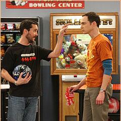 Wil vs. Sheldon.