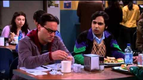 Big Bang Theory 5.15 (The Friendship Contraction) Sneak Peek NASA's Press Release