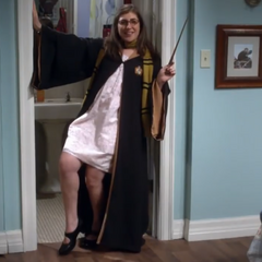 Sexy Amy wizard.