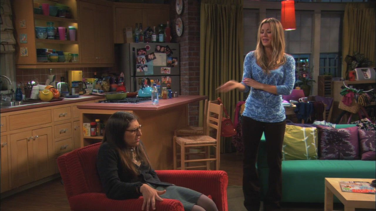 Category Furniture The Big Bang Theory Wiki Fandom
