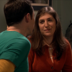 Sheldon tells Amy that he loves her regardless, showing the bond between them is as strong as ever