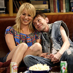 Penny and Sheldon's fake cousin Leo.