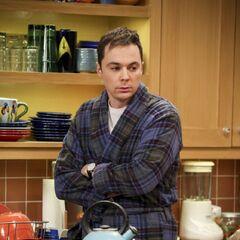 Sheldon worried.