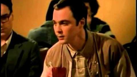 The Big Bang Theory Unaired Pilot Scene 3