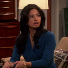 Priya is shocked to see how Leonard reacts when he finds out the news of her going back to India.