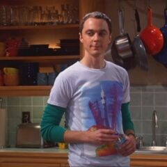 Sheldon Cooper for the win.