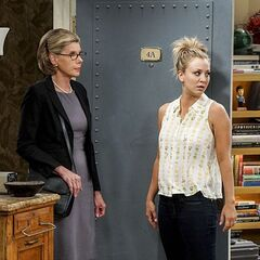 Beverly surprises Penny.