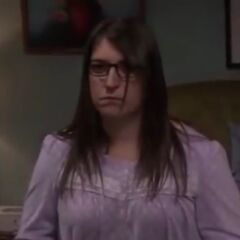Amy realizes Sheldon is coming around based on her actions.
