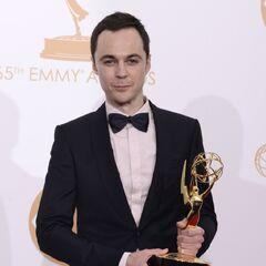 Jim wins an Emmy.