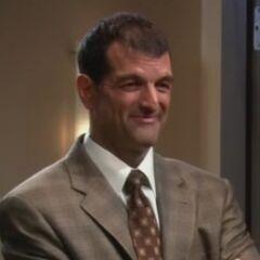 Dr. Gablehauser - Physics Department Chairman.