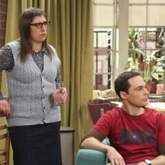 Sheldon doesn't believe that Leonard is sincere.