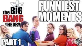 The Big Bang Theory BEST MOMENTS (Part 1) - Warner Bros. UK