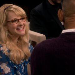 Bernadette's a fan.