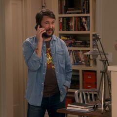 Wil calls up Leonard.