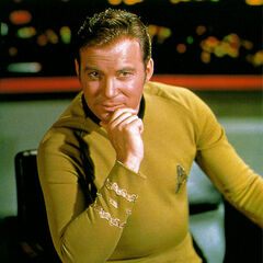 William Shatner as <a href=