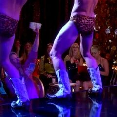 Strip club!