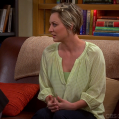 Penny can't believe Beverly's comments.aw.