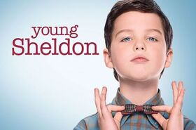 Young Sheldon logo