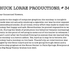 Chuck Lorre Productions, #341.