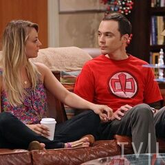 Tell me a secret, Sheldon.