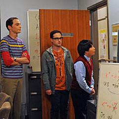 Finding Sheldon's mistakes.
