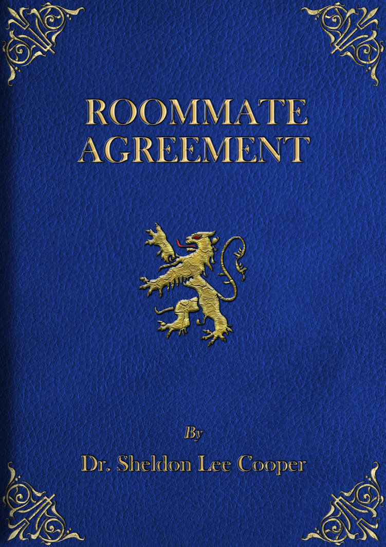 The roommate agreement the big bang theory wiki fandom powered tra roommate agreement platinumwayz