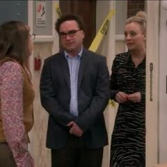 We spoke to Beverly about Sheldon.